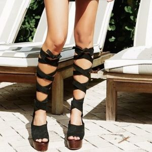 Free People Touch The Sky Platforms